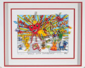 James Rizzi Dance with Sunbeam