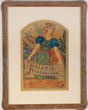 Eugens  S Grasset Galarie Historique