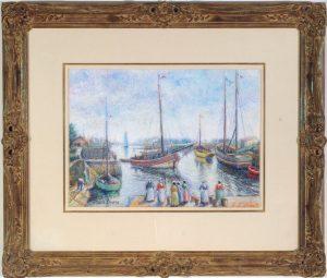 Claude H Pissaro L' IIeD' Oleron