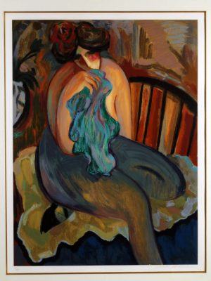 Barbara Wood Marcelle