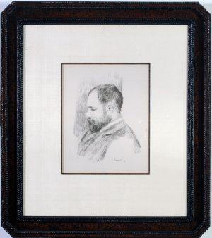 Pierre-Auguste Renoir Portrait of Ambrose Vollard