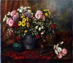 Jan Hovener Still Life
