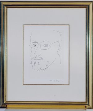 Henri Matisse Untiltled